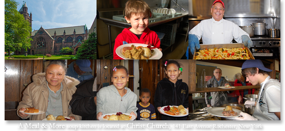 Thanksgiving Soup Kitchen Rochester Ny